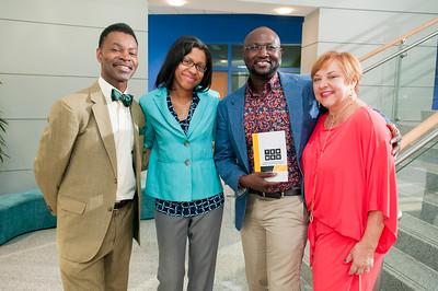 Ten Men Book Launch Party @ JCSU 10-19-17 by Jon Strayhorn