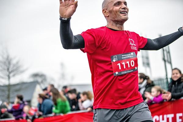 The BHF Warwick Half Marathon, 5K and 2.5K Races