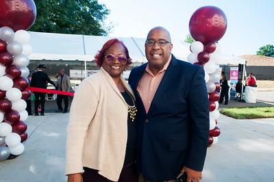 The Sarah Stevenson Dedication Program @ The Stevenson Apartments 10-18-17 by Jon Strayhorn