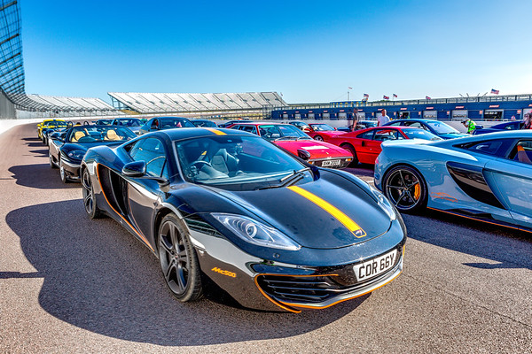 The Supercar Event 2018