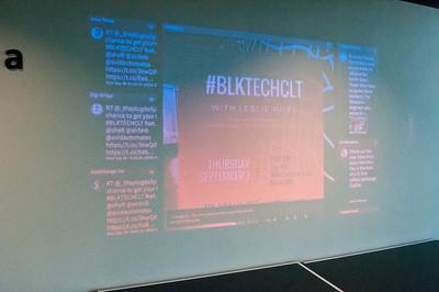 ThePLUG presents - BLK TECH CLT @ Tresata 9-7-17 by Jon Strayhorn