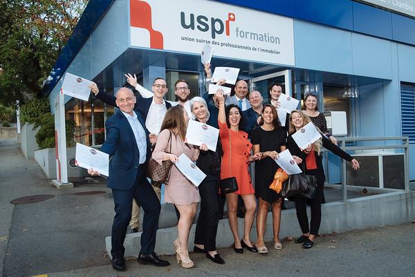 USPI Remise des certificats 19 09 2018