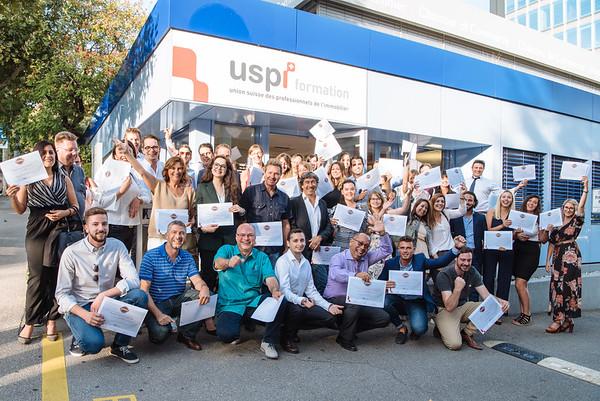 USPI Remise des certificats 10 09 2018