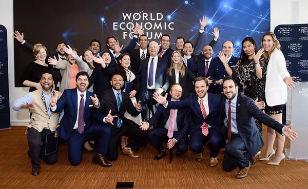 WEF Graduation 2018