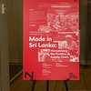 Made in Sri Lanka: Humanizing the Fashion Supply Chain<br /> Held at 66 West 12th Street<br /> NYC, USA - 2018.03.30<br /> Credit: Christopher Ernst