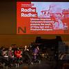 Mannes American Composers Ensemble presents the work of Vijay Iyer and Prashant Bhargava | RADHE RADHE: Rites of Holi<br /> John L. Tishman Auditorium, University Center <br /> NYC, USA - 2018.04.10<br /> Credit: Christopher Ernst
