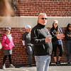 The Nature Conservancy, Amex, Sony and 108 Assembly Angelo Del Toro Educational Complex build a garden for Earth Day<br /> New York, NY - 04.23.18<br /> Credit: J Grassi