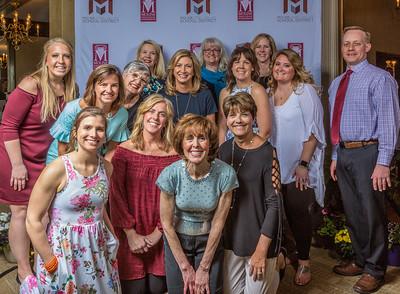 MPSF Maroons in Bloom