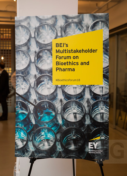 The Forum on Bioethics and Pharma<br /> Held at Ernst & Young<br /> New York, New York - 2018.05.04<br /> Credit: Christopher Ernst