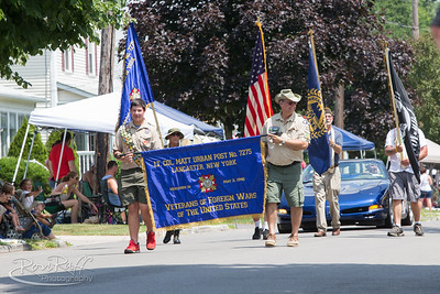 Lancaster NY Independence Parade. July 4th, 2018