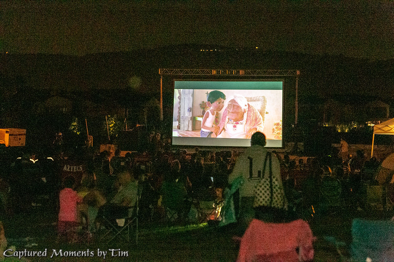 Del Sur Movie Night featuring Coco_20180825_204