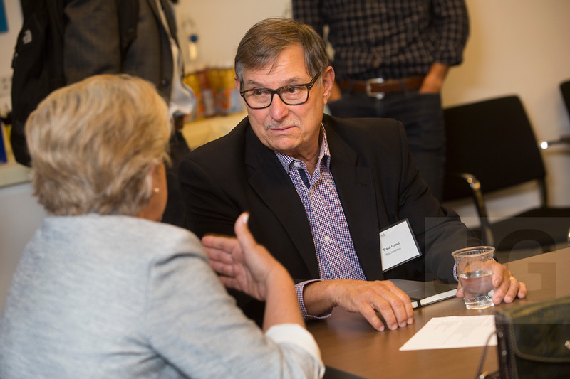 Springer Nature Scientific Roundtable<br /> New York, NY - 09.24.18<br /> Credit: Christopher Ernst/ Grassi