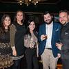 Gaby Aharon, Elena Herrera, Jenna Rota, Aaron Kass, Tom Stein