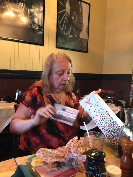 Barb's Birthday