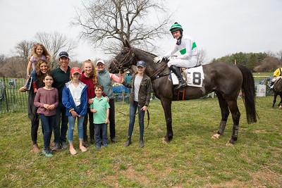 1st Race  Junior Horses
