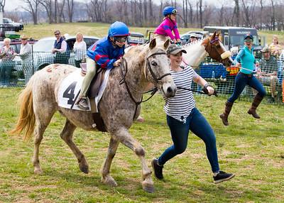 Lead Line Pony Races