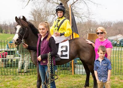 1st Race Medium Ponies