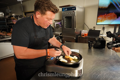 "8/14/19 Sony Kando 3.0  in Sunriver, OR. ""Lights, Camera, Appetite with Tyler Florence. ©Chris M. Leung Photography,"