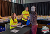 Community members attended the Running Expo in celebration and preparation for the Bentonville Half Marathon the following day.