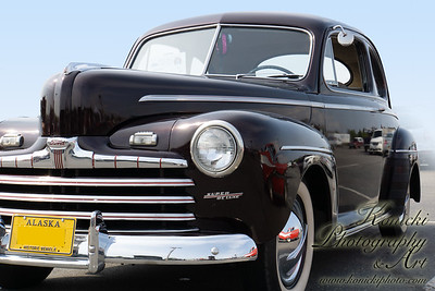 46 Ford Super Deluxe Coupe