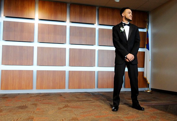 Don Knight   The Herald Bulletin<br /> Annual Debutante Cotillion Beautillion Militaire's Scholarship Ball at Park Place Church of God on Saturday.