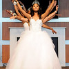 Don Knight | The Herald Bulletin<br /> The Debutantes perform their dance during the Annual Debutante Cotillion Beautillion Militaire's Scholarship Ball at Park Place Church of God on Saturday.