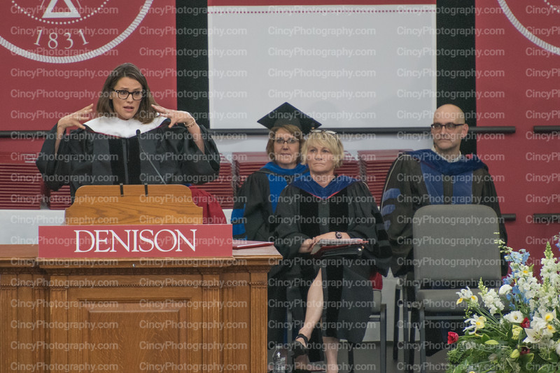 2019 Denison University Graduation Photos