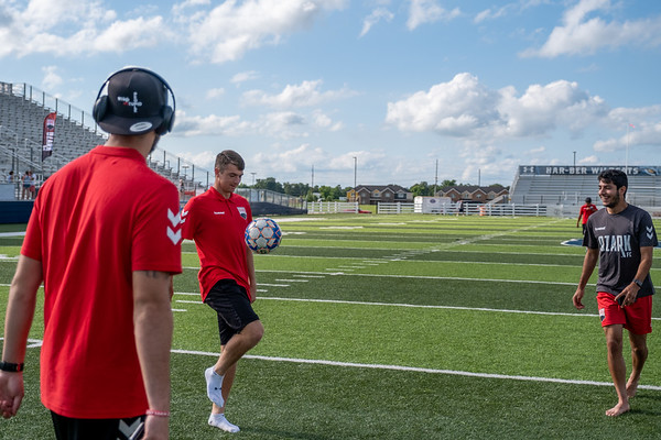 Ozark FC battled against Tulsa Athletic on Wednesday evening with a final score of 0:3.
