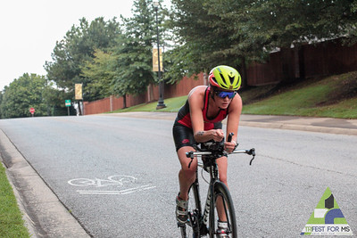TriFest concluded with the Olympic distance.