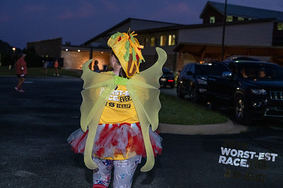 We've all got stories from bad race experiences and complain about the worst races we've done.  Running should be fun.  Bentonville Race Series brings back the fun in running by taking a satirical approach to what could very well be the BEST Worst Race Ever 5k.  This years Worst-est Race Ever brought smiles and laughter with a taco theme and guest appearance pirate.