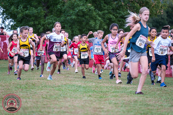 The 31st Annual Chile Pepper Cross Country Festival kicked off with packet pick-up and the 1 MIle Fun Run on Friday evening, before the main events on Saturday.