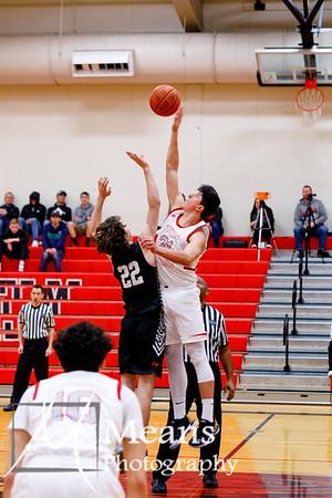 CK @ YHS Boys Basketball Varsity