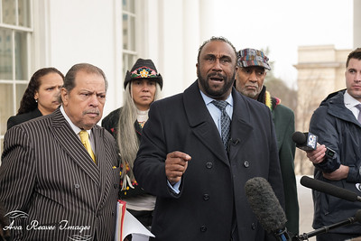 Black Community Leaders Press Conference