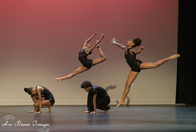 "Artistry in Motion, Pretty Brown Dancers performed ""Say Their Name"" at Generation Dream honoring the legacy of Dr. Martin Luther King Jr., for Black History Month at the Henrico Theater on February 10, 2019"