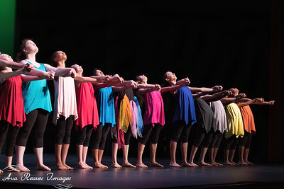 The Binford Dance Troupe