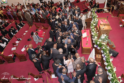 The Prayer of Installation and Laying of Hands