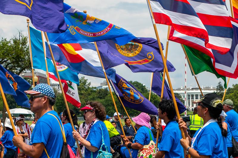 Independence Day Parade 2019 Washington DC