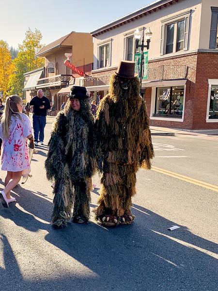 2019 Halloween on Main Street