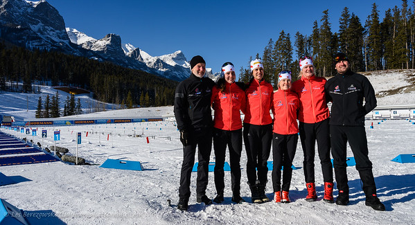 IBU World Cup Biathlon Canmore