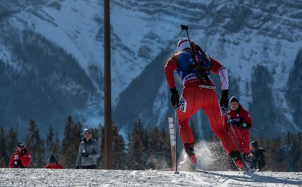IBU World Cup Biathlon Canmore