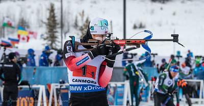 2019 IBU World Cup Biathlon - Canmore, Alberta - Canmore Nordic Centre