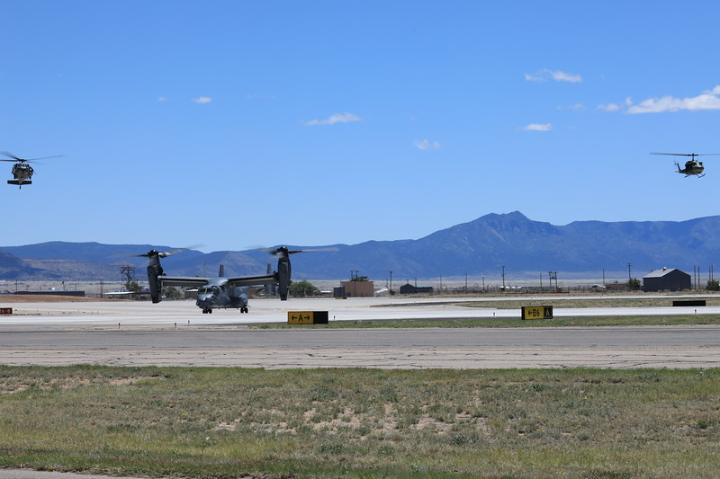 58th Special Operations Command Demonstration