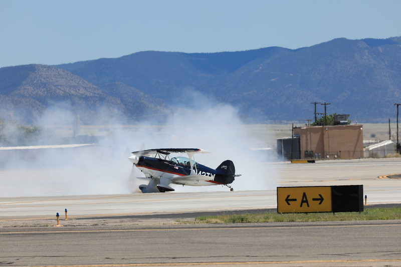 Keith Davis Airshows S-2B