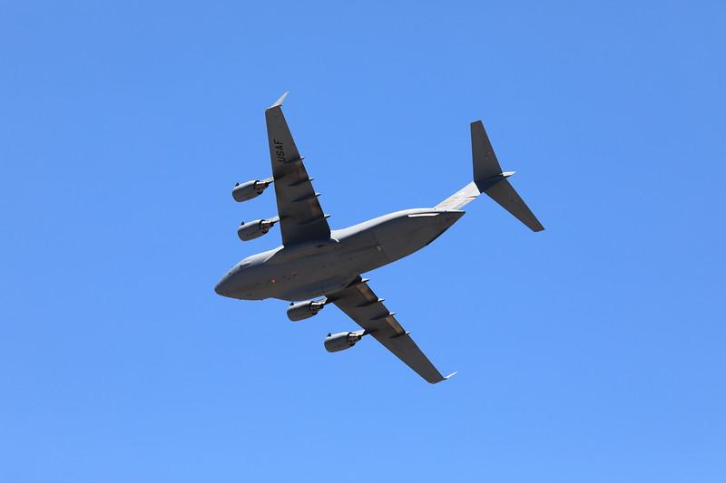 C-17 Globemaster Demonstration