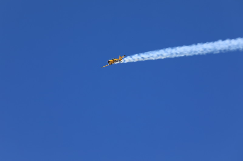 Pilot Makers Air Shows T-6