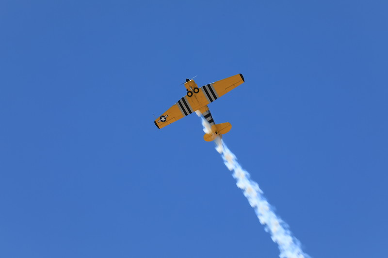 Pilot Makers Air Shows T-6