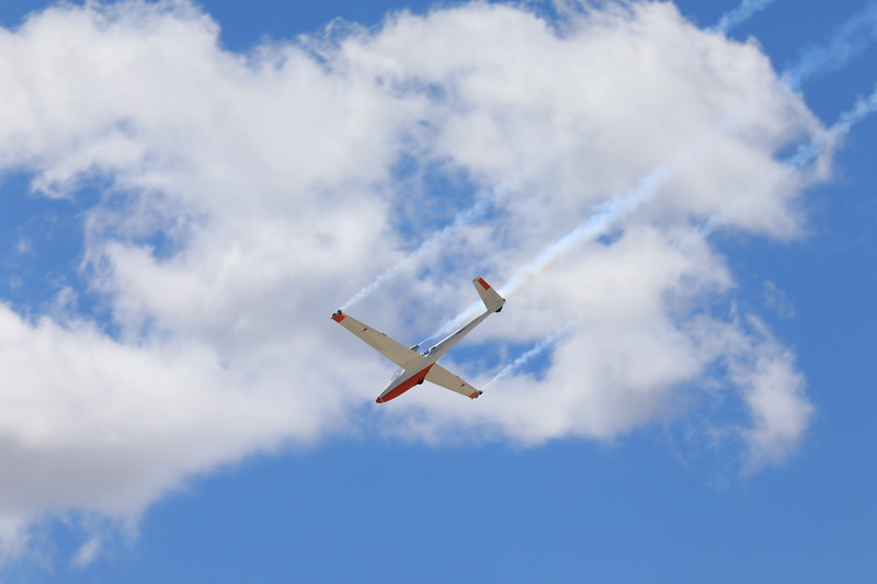 Bob Carlton's Vertigo Airshows Super Salto Aerobatic Demonstration