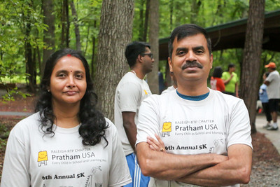 2019 Pratham 5k - Run for Literacy