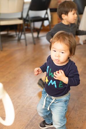 Kai Hwang's 1st Birthday