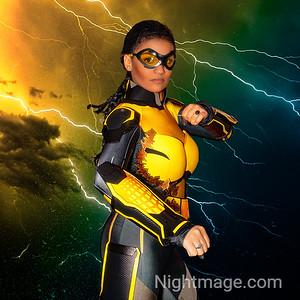 Thunder - Black Lightning